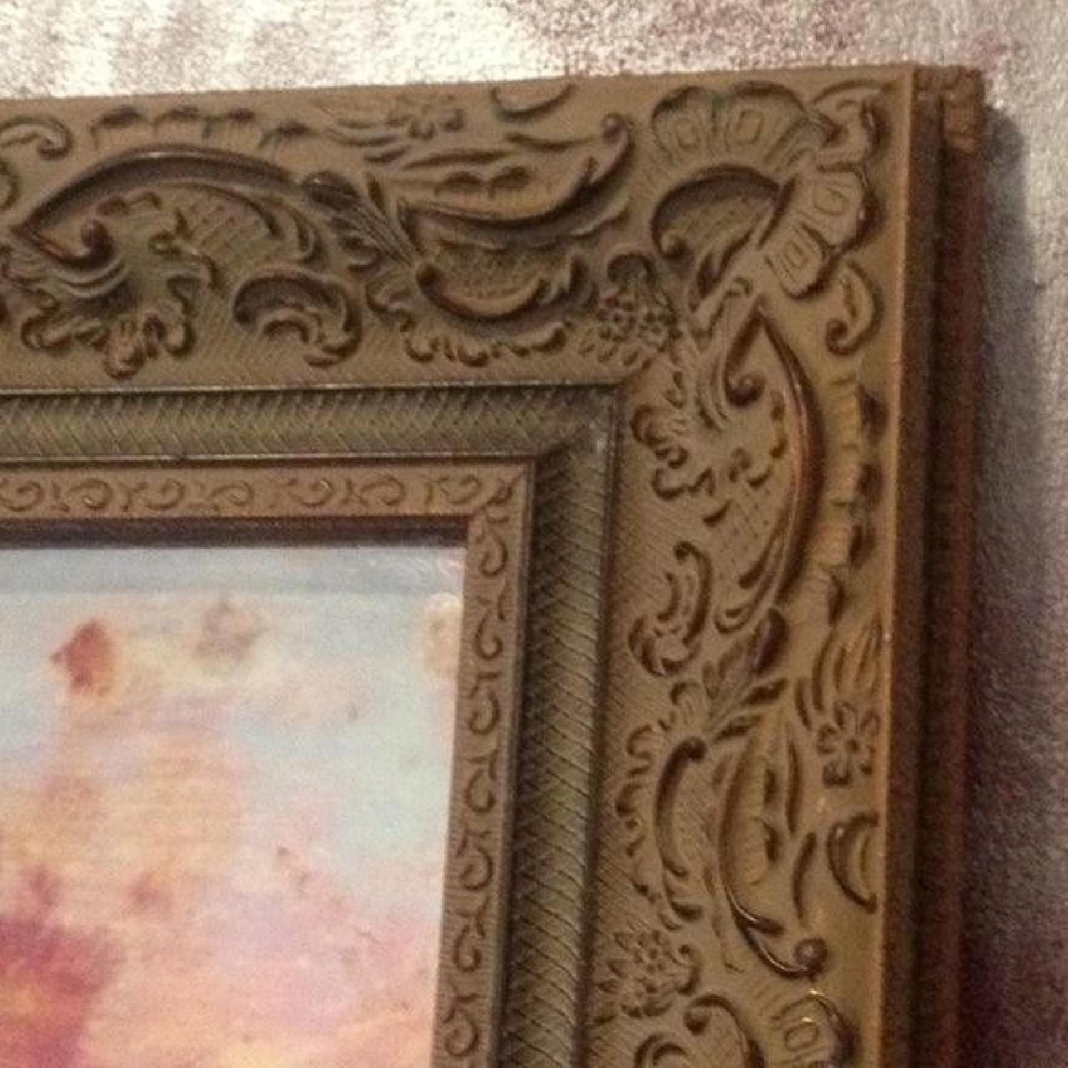 Ornate Frame Mirror - image-3