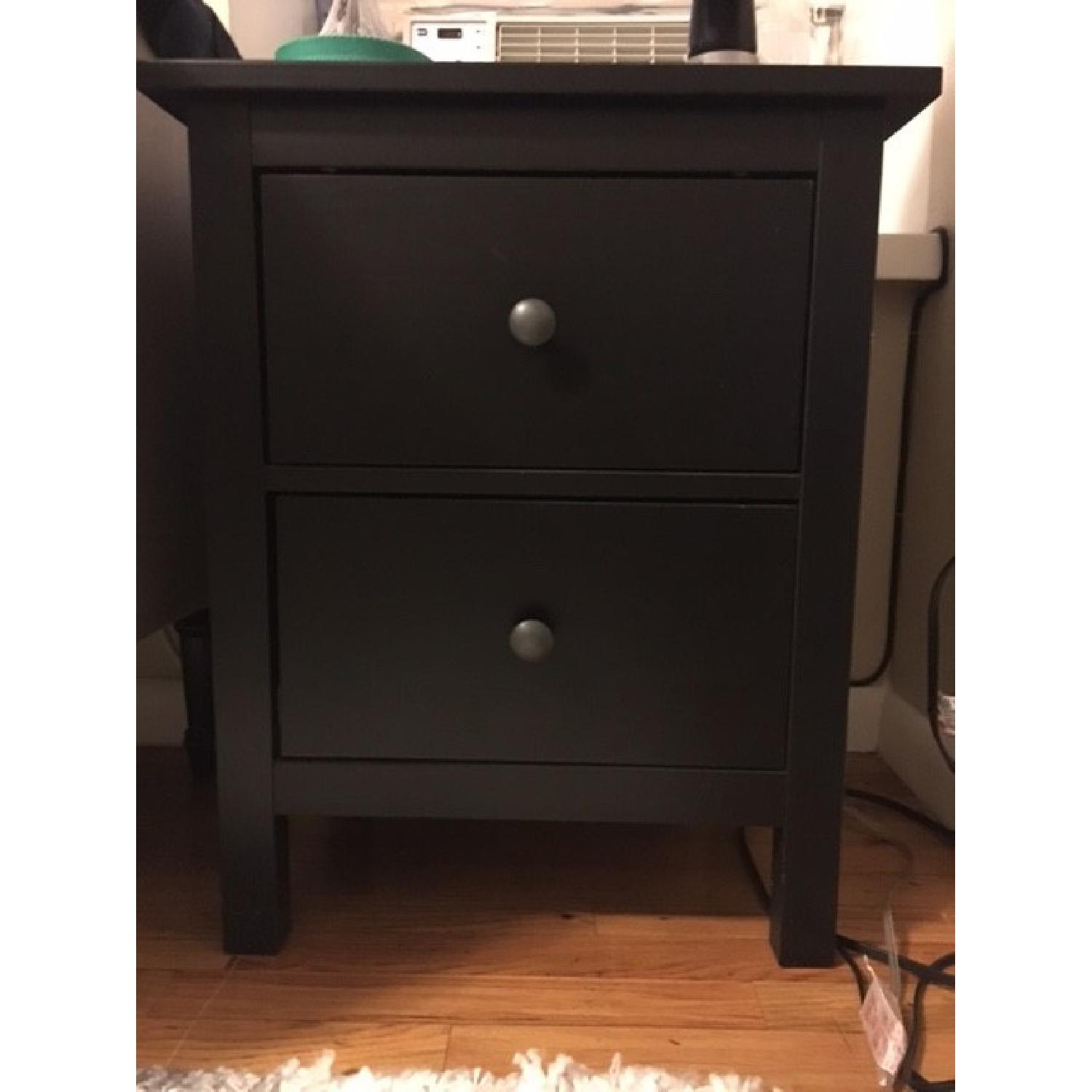 Ikea Hemnes Bed Side Table - image-1