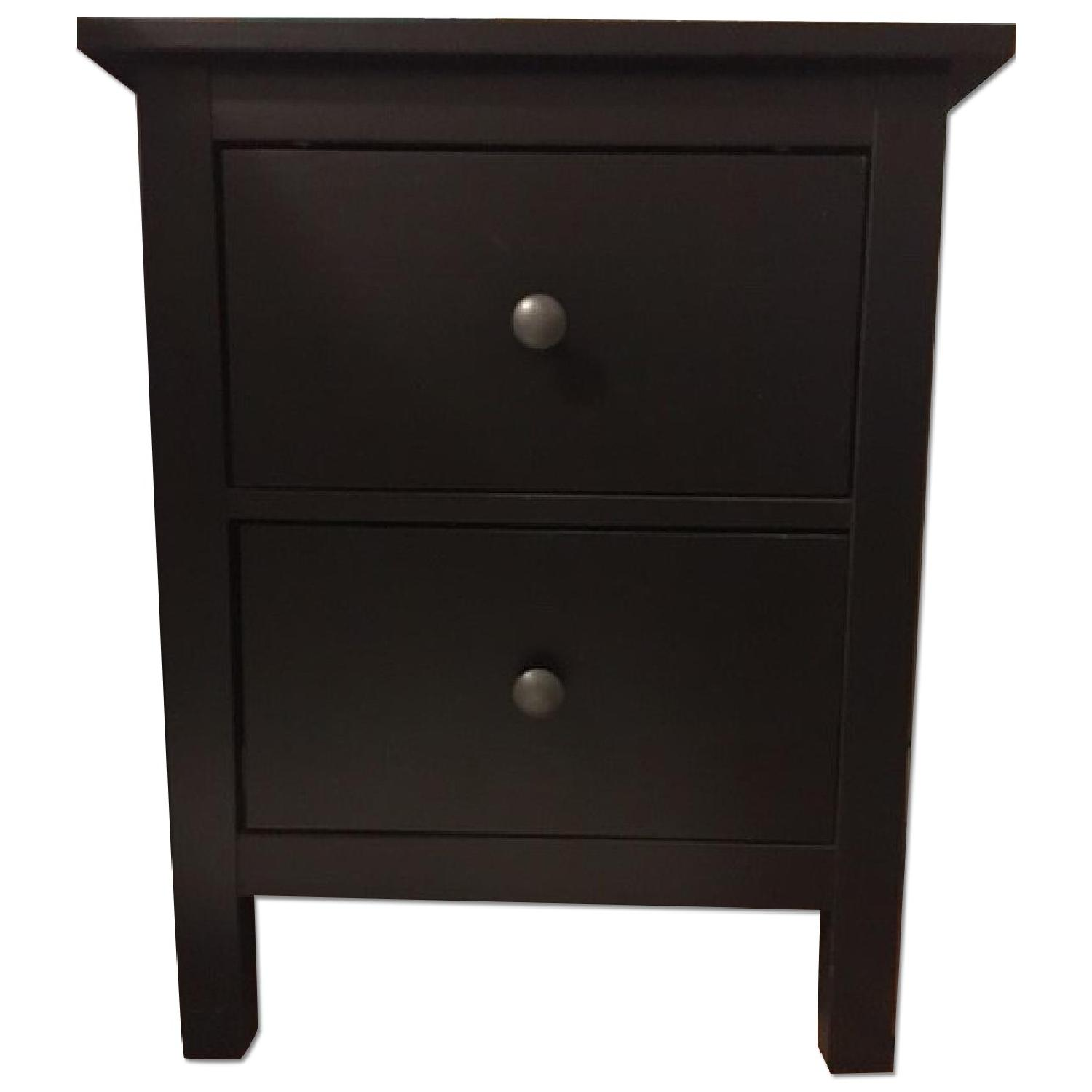 Ikea Hemnes Bed Side Table - image-0