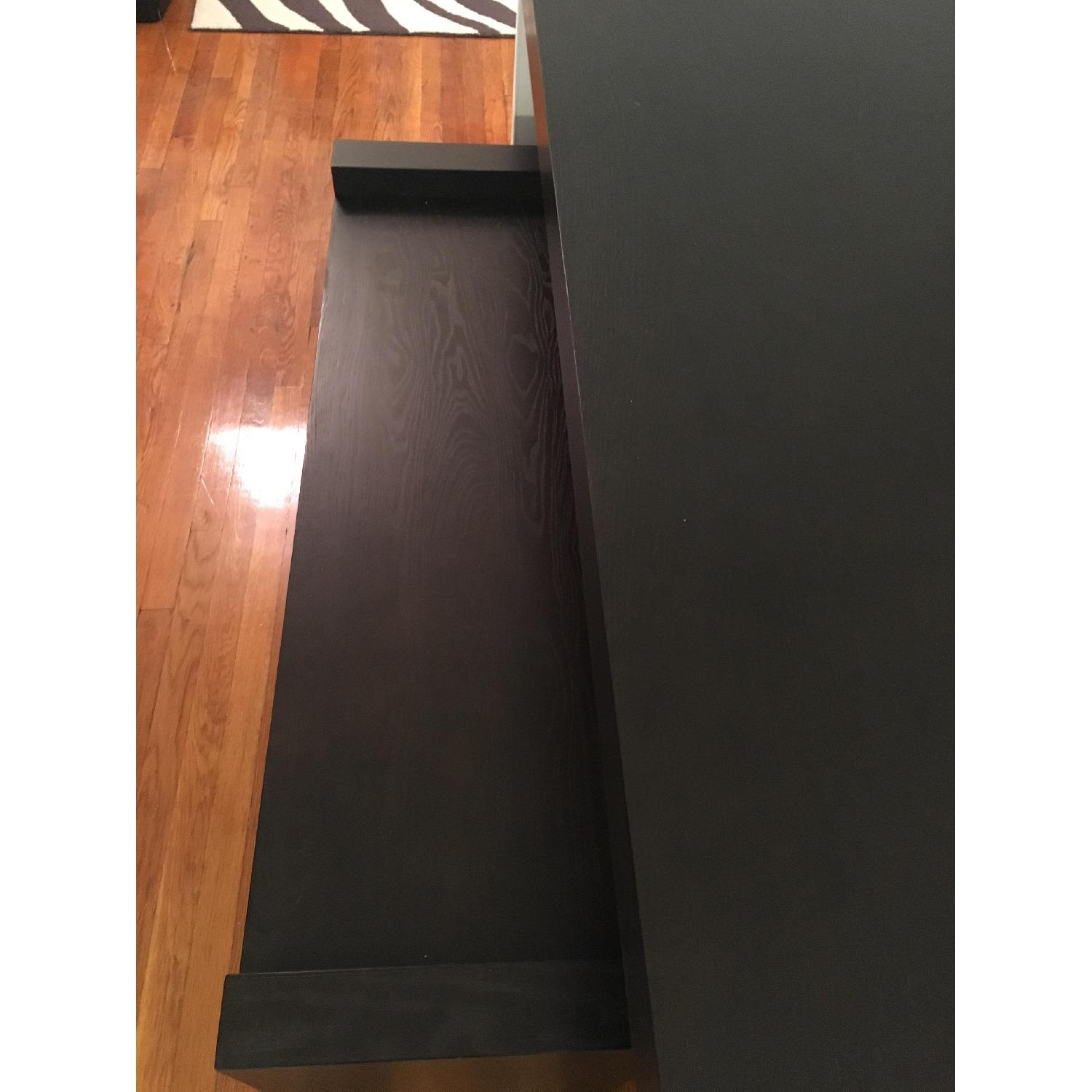 West Elm Modern Dining Table w/ 1 Bench - image-3