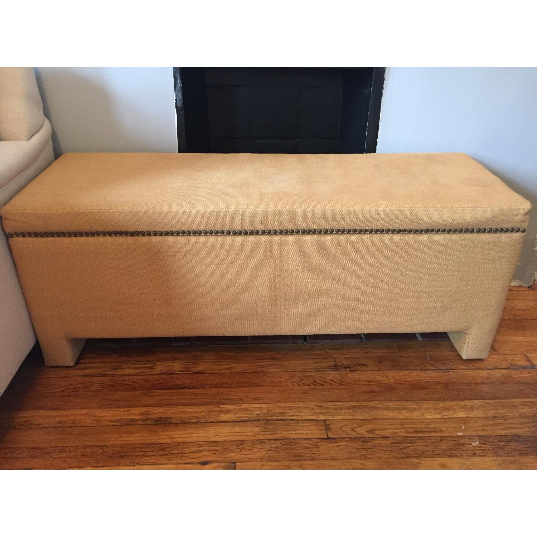Fabric Storage Bench - image-3