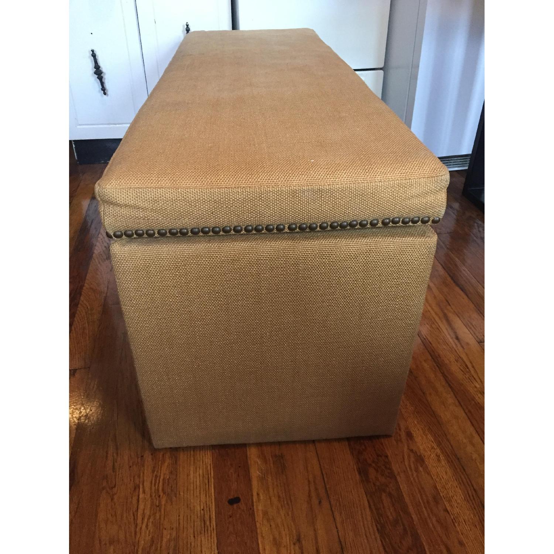 Fabric Storage Bench - image-4