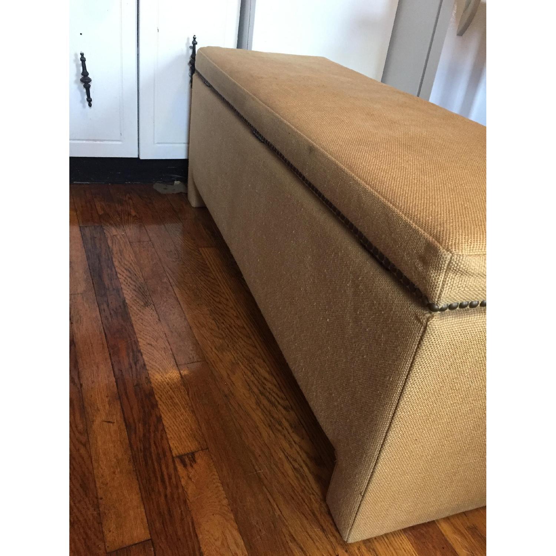 Fabric Storage Bench - image-5