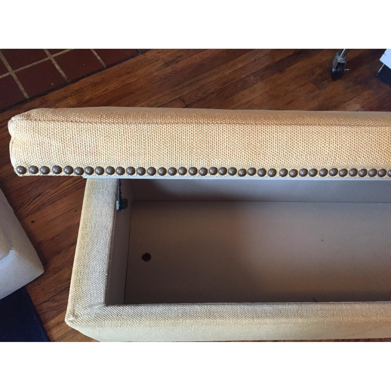 Fabric Storage Bench - image-6