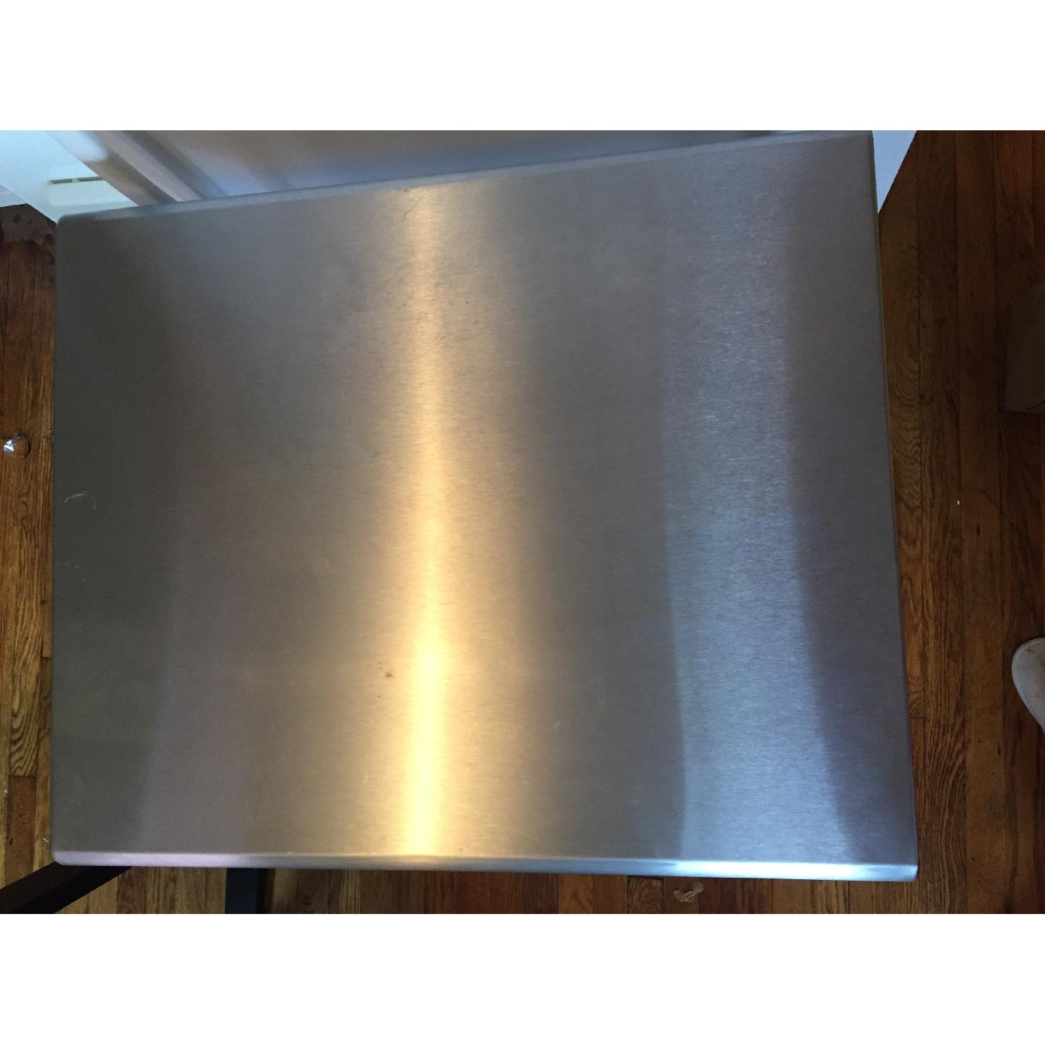 Stainless Steel Bakers Cart - image-2