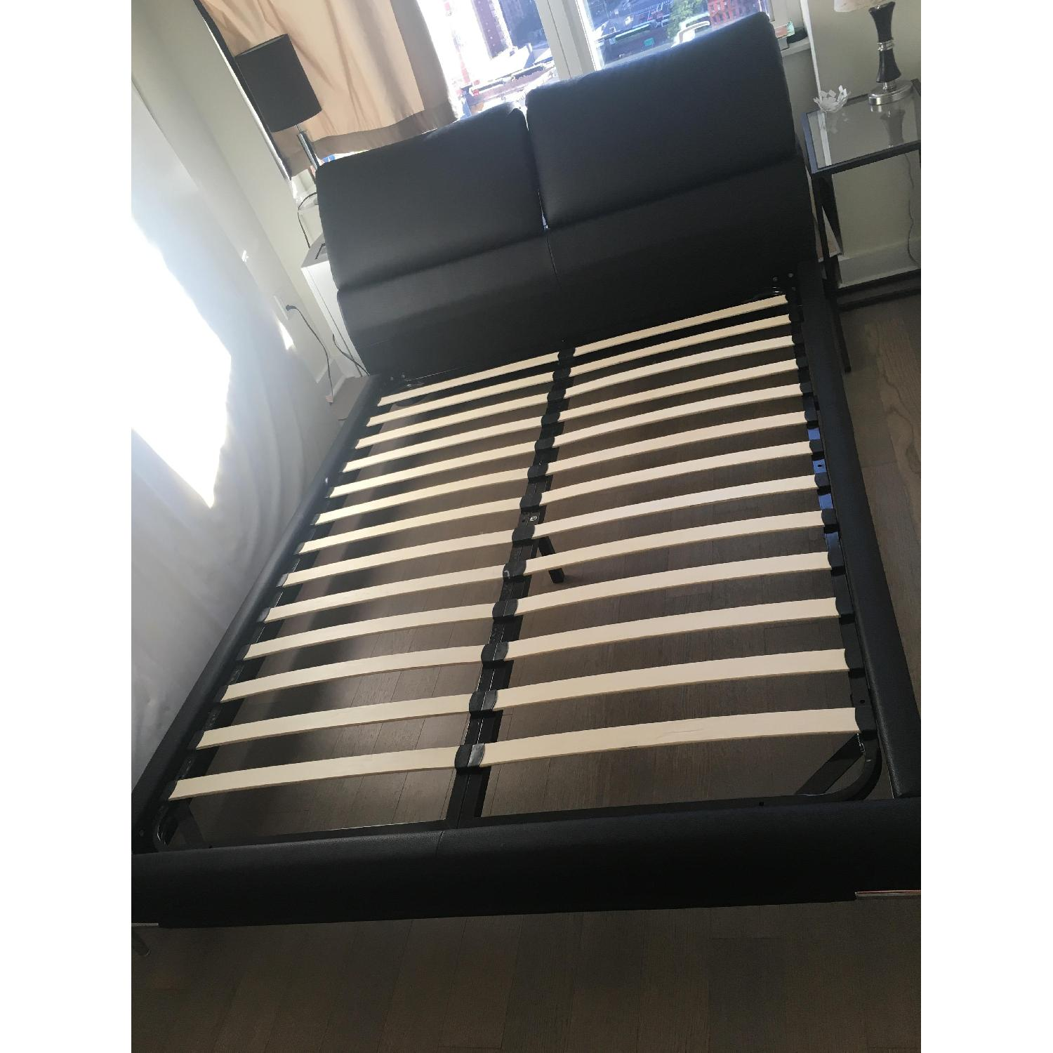 Modani Queen Size Bed Frame - image-1