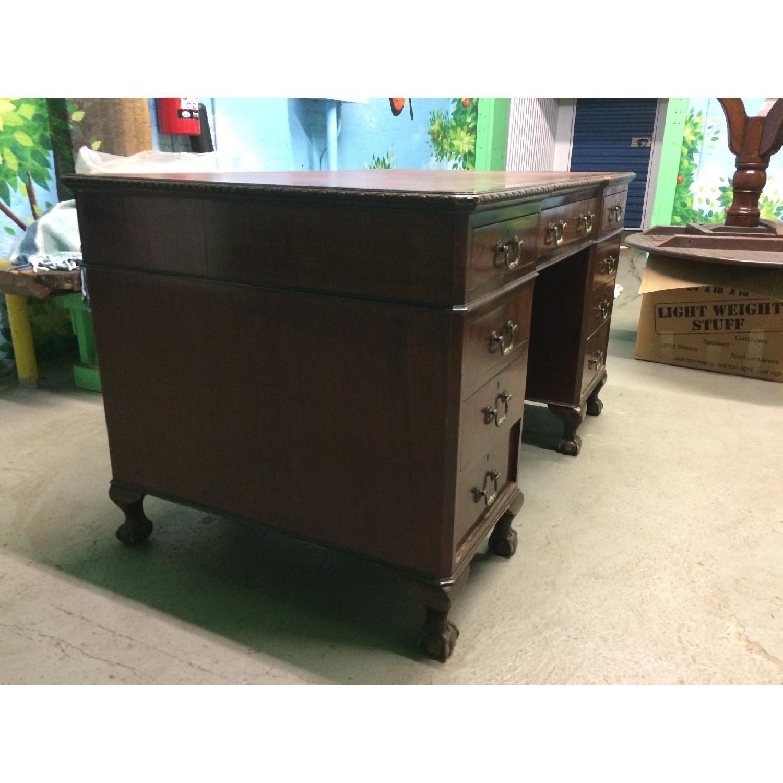 Mahogany Early 19th Century Desk - image-2