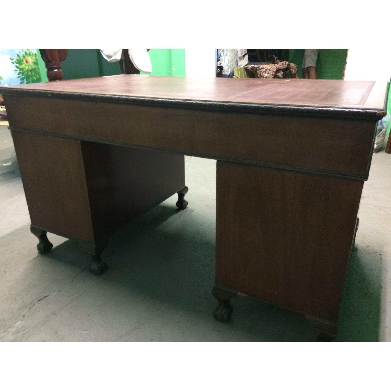 Mahogany Early 19th Century Desk - image-3