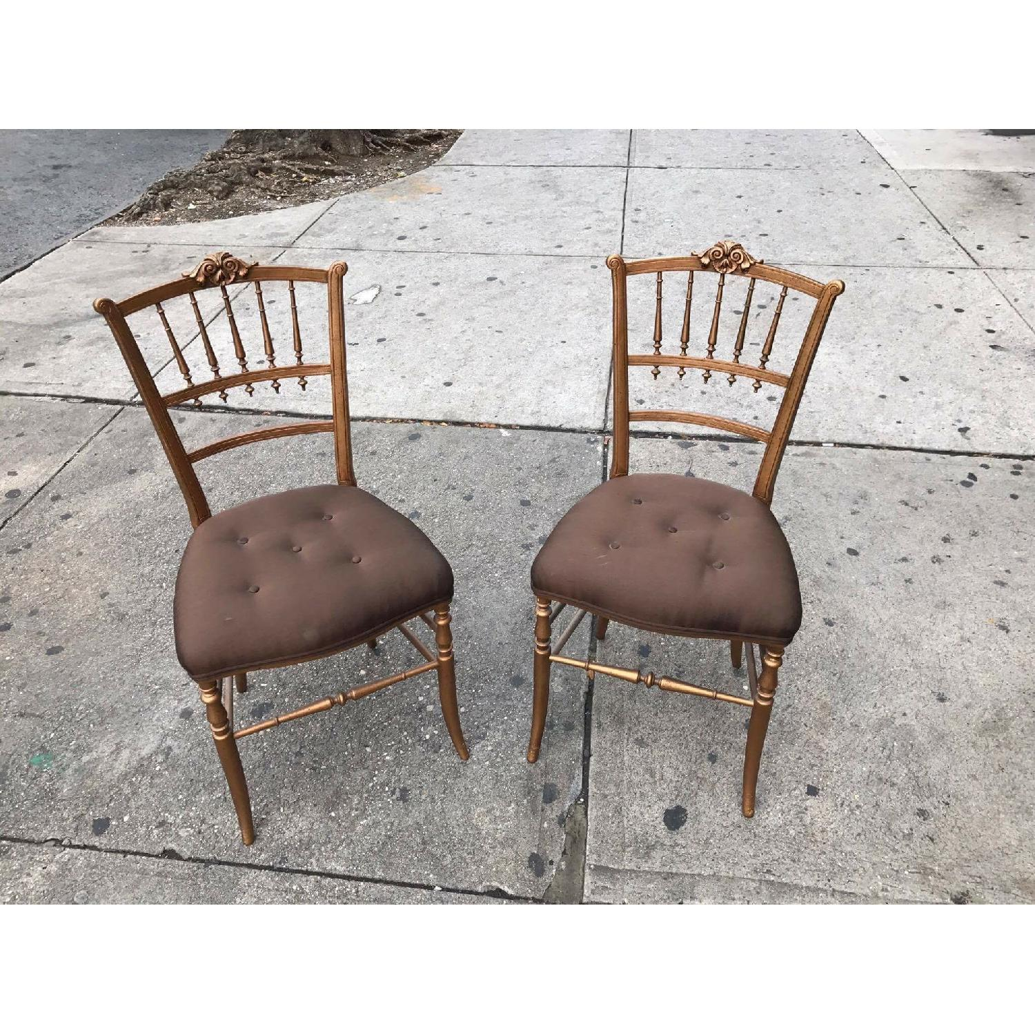 1970s Vintage Chairs - image-1
