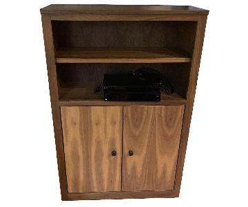 Room & Board Woodwind Bookcase & Cabinet