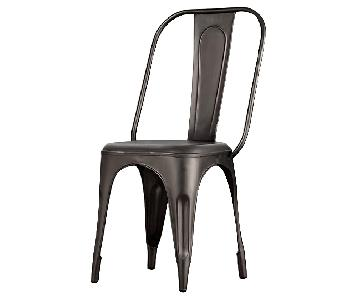 Restoration Hardware Industrial Dining Chairs