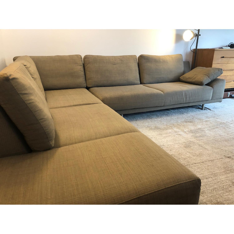 BoConcept Indivi 2 Piece Sectional Sofa-1