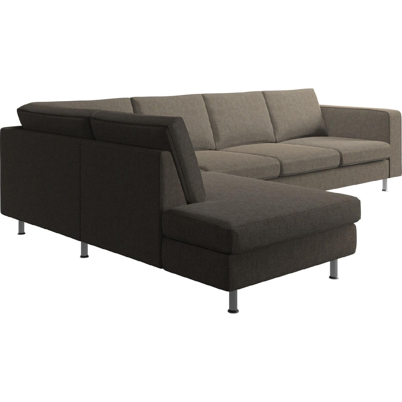 BoConcept Indivi 2 Piece Sectional Sofa-4
