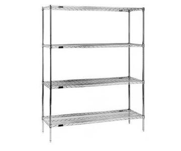 Eagle Metal Masters Industrial Style Kitchen Shelving Unit