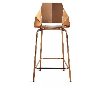 Blu Dot Real Good Copper Stools