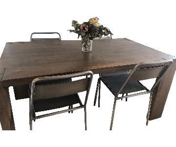 West Elm 5-Piece Dining Set