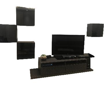Lazzoni Italian TV Entertainment Center