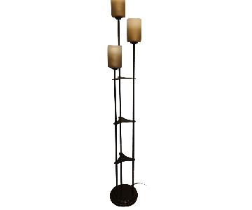 Candle Style Floor Lamp