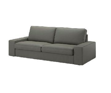 Ikea Kivik Sofa + Kivik Chair