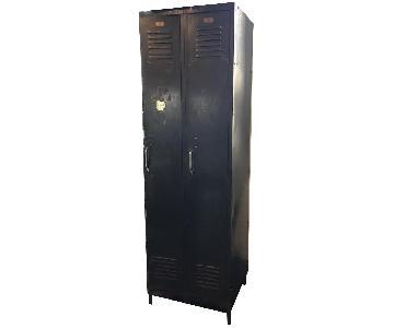 Vintage Locker Cabinet