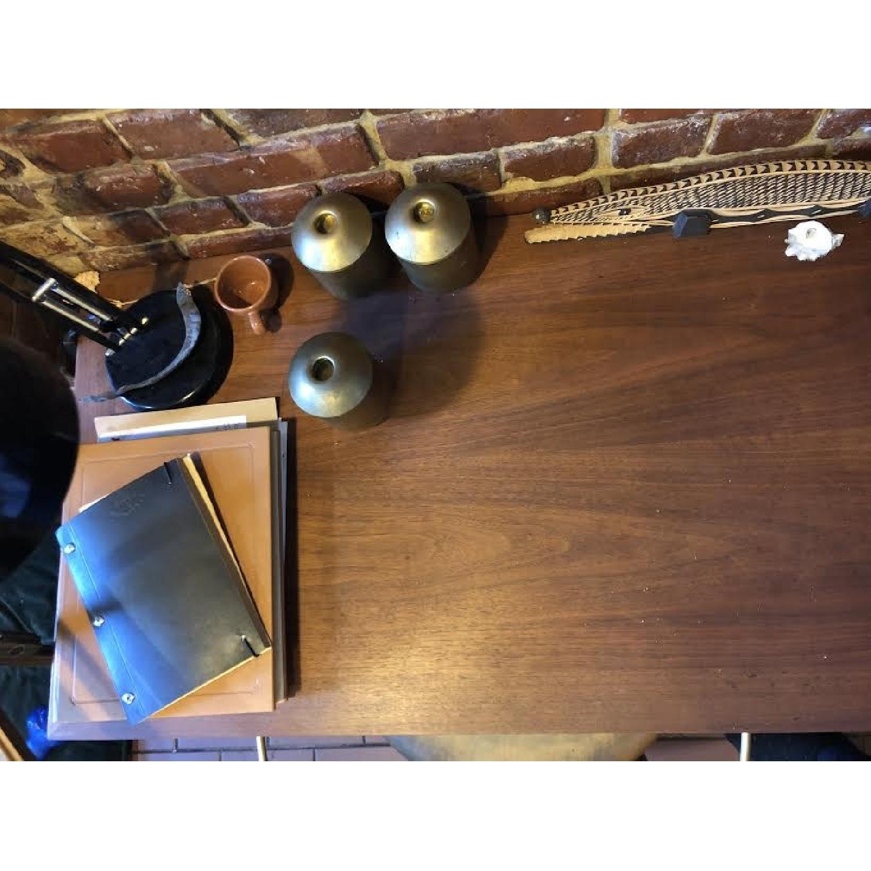 Vintage Wood Desk-3