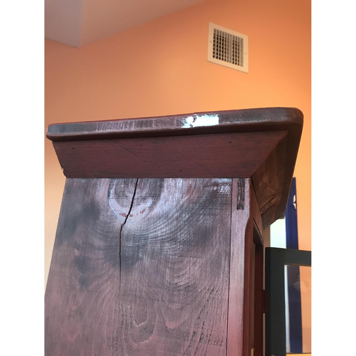 Amish Made Cabinet w/ Storage - image-6