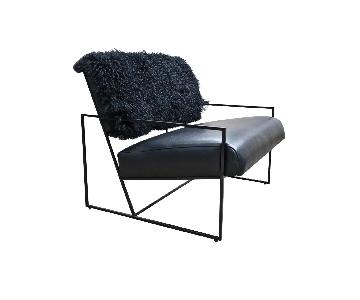 Barracuda Fur Lounge Chair