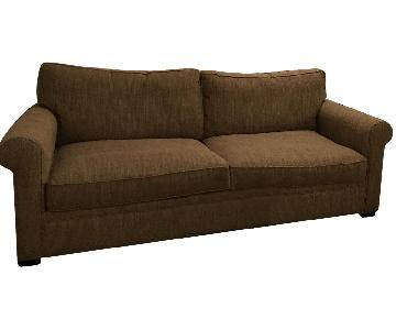 Crate & Barrel 2-Seater Sofa