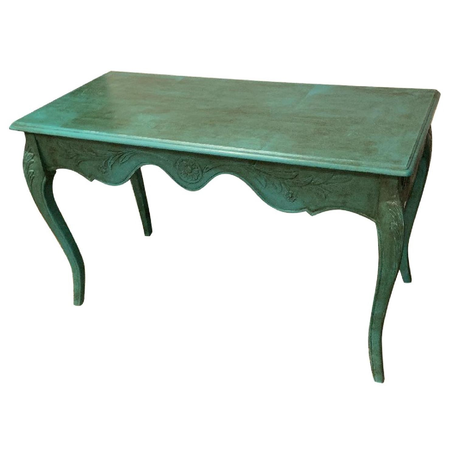 Vintage French Desk/Console/Entry Table