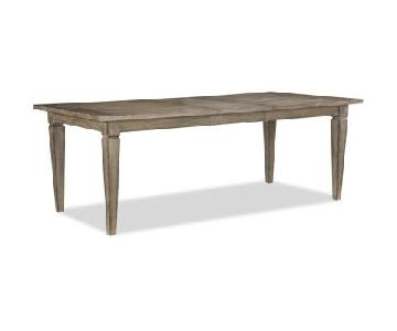 Legacy Classic Furniture Rustic Wood Dining Table