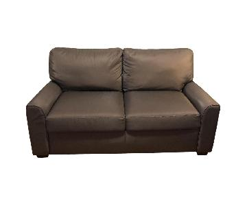 American Leather Olson Tempur-Pedic Sleeper Sofa