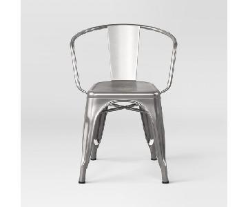 Target Carlisle Metal Dining Chairs