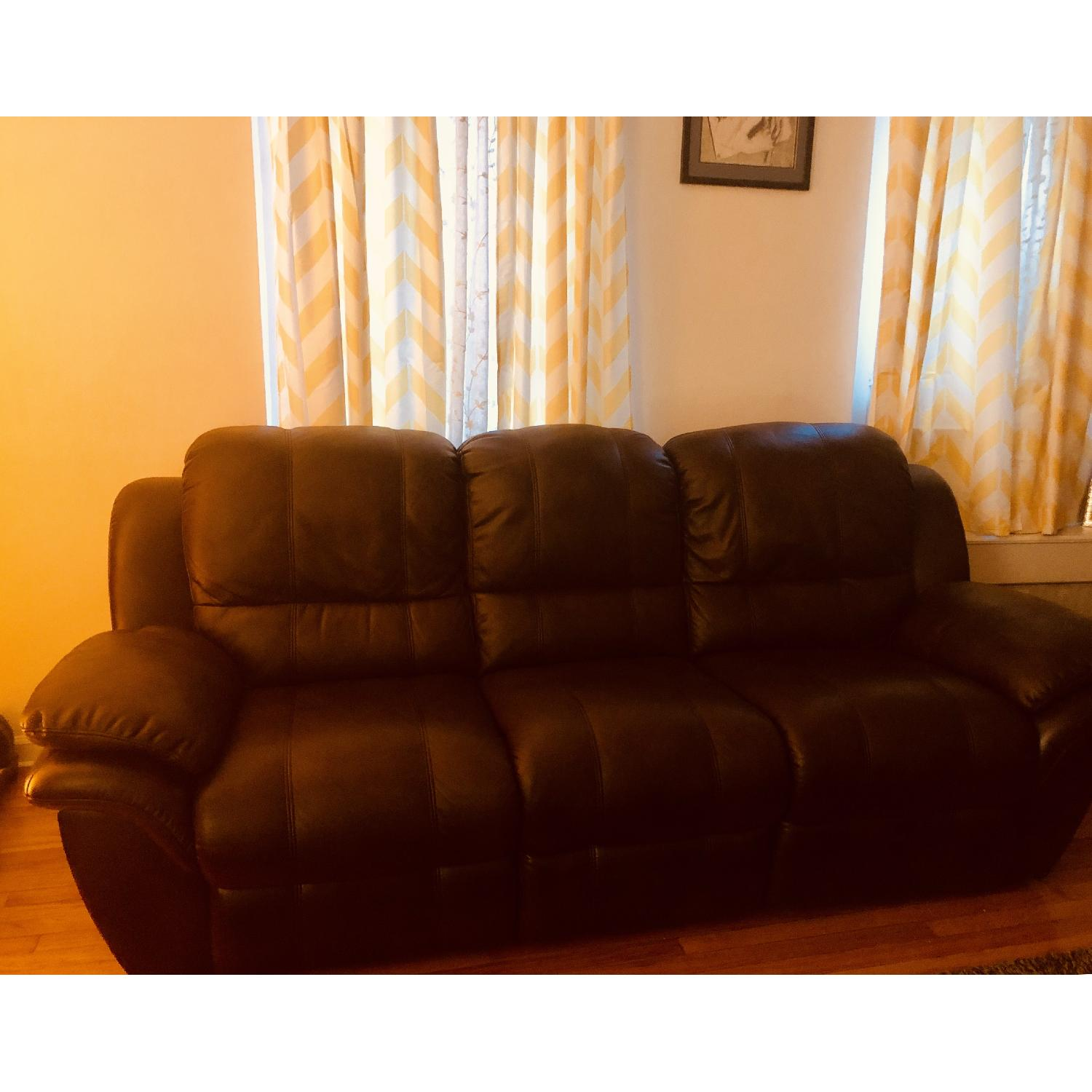 Bob's 3 Seater Recliner Sofa-2