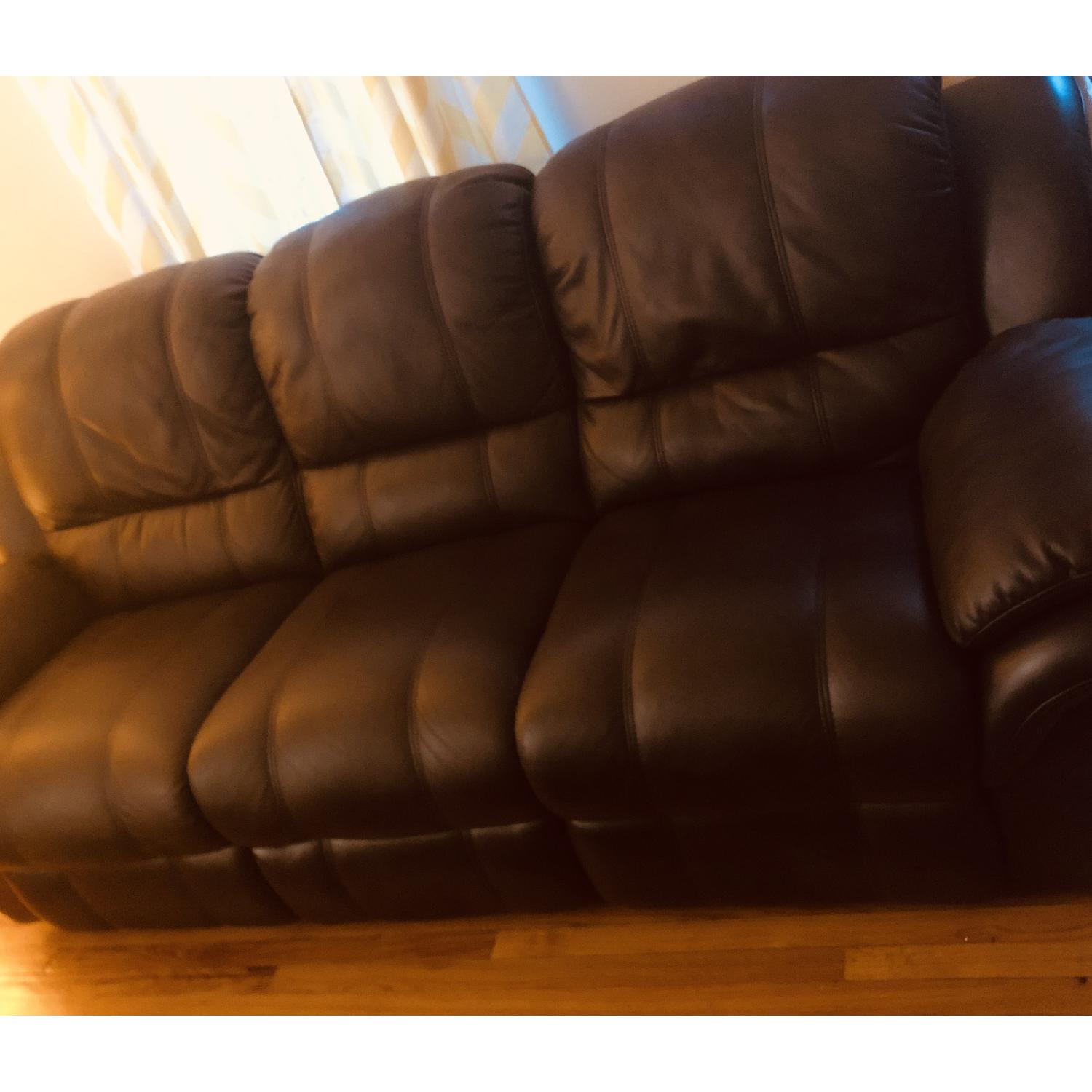 Bob's 3 Seater Recliner Sofa-4