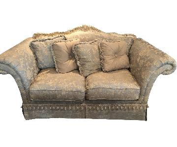 Schnadig Upholstered Loveseat