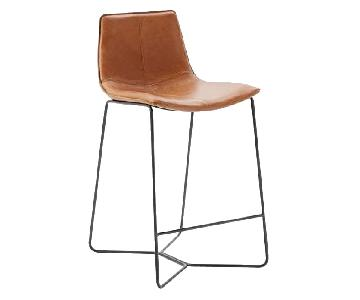 West Elm Slope Counter Height Bar Stool