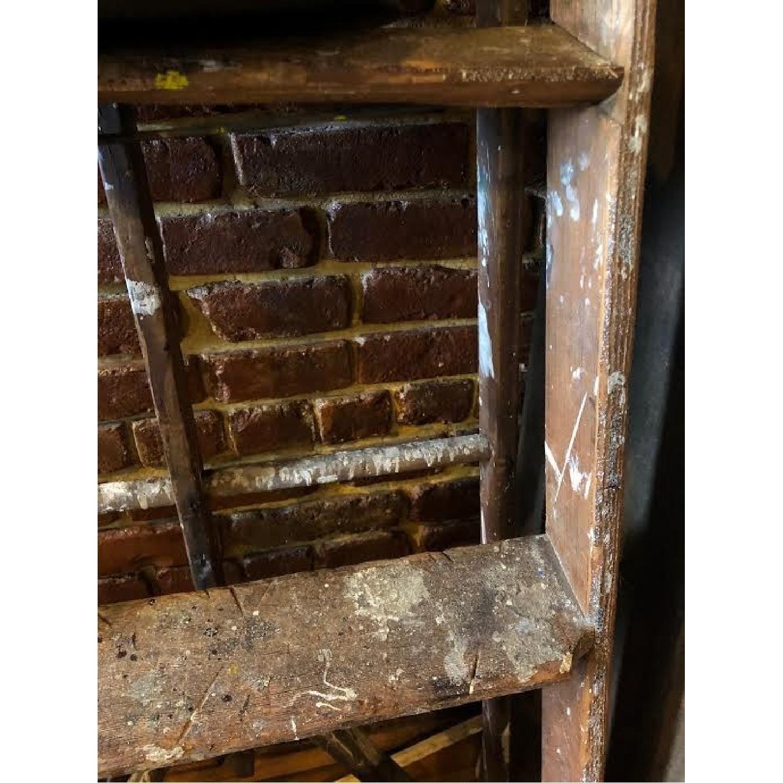 Vintage Wood Ladder-1