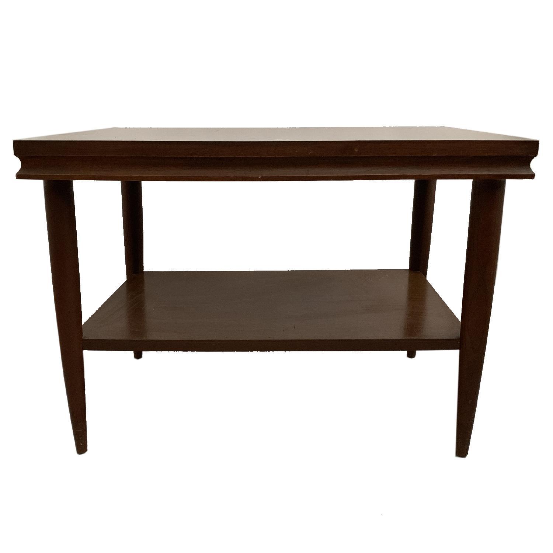 Vintage Mid-Century Side Tables