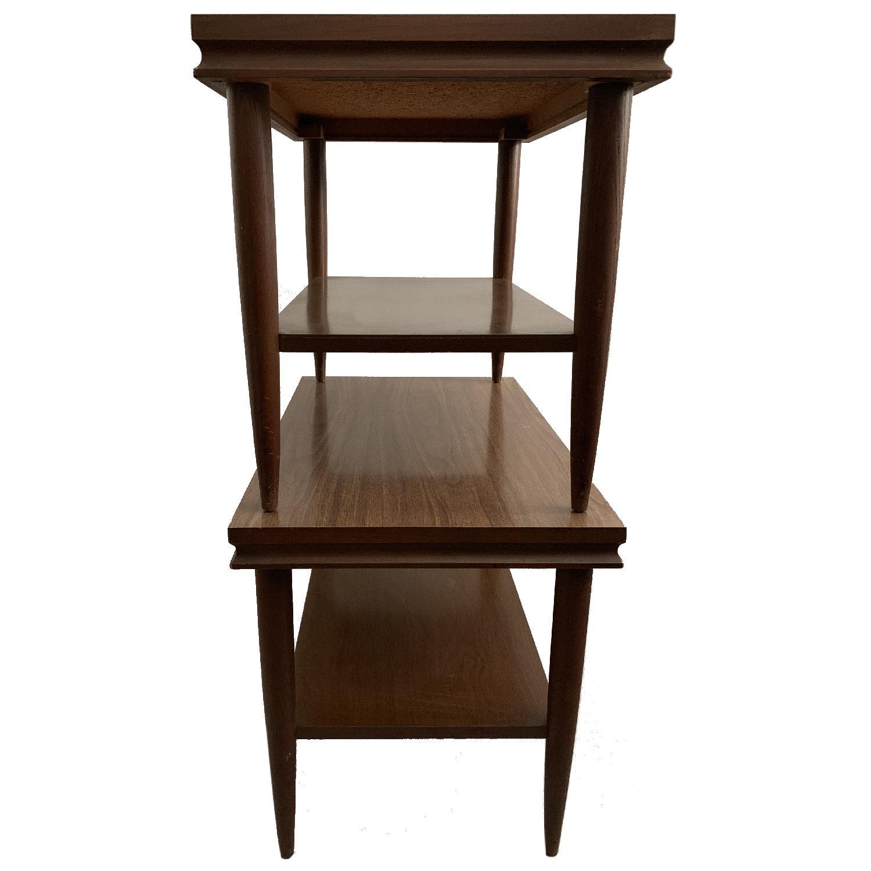 Vintage Mid-Century Side Tables-1