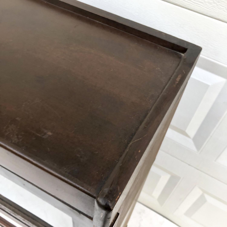 Vintage Barrister Bookcase-3