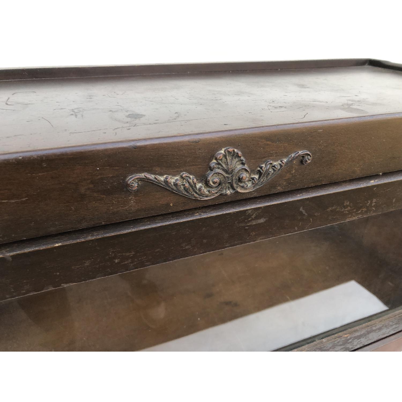 Vintage Barrister Bookcase-5