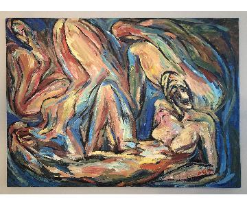Dimitry Semakov Original Painting