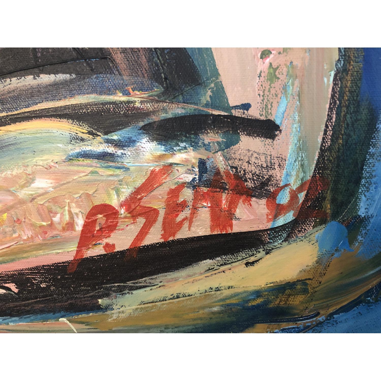 Dimitry Semakov Original Painting-0