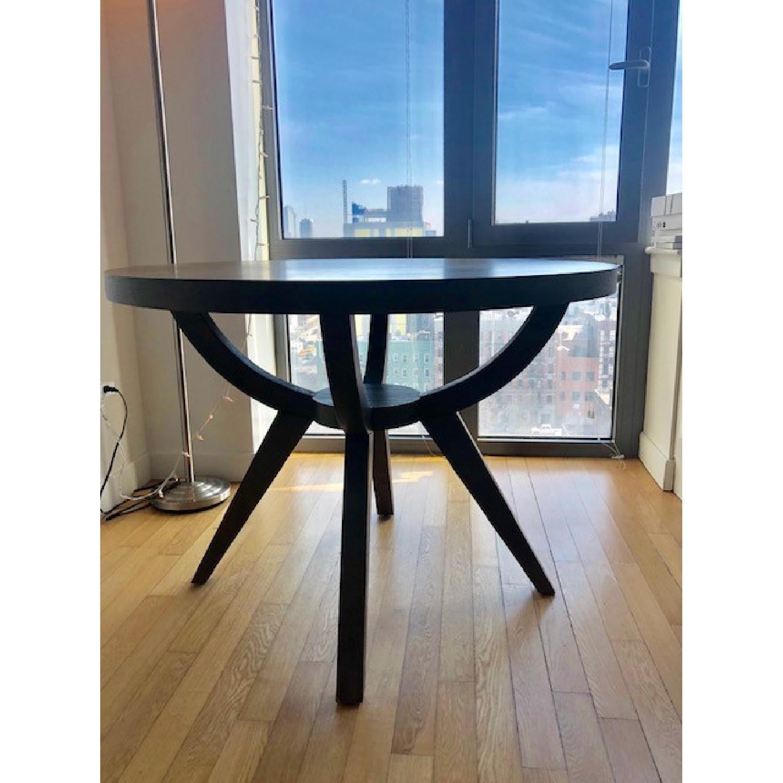 West Elm Dining Arc Base Pedestal Table-1