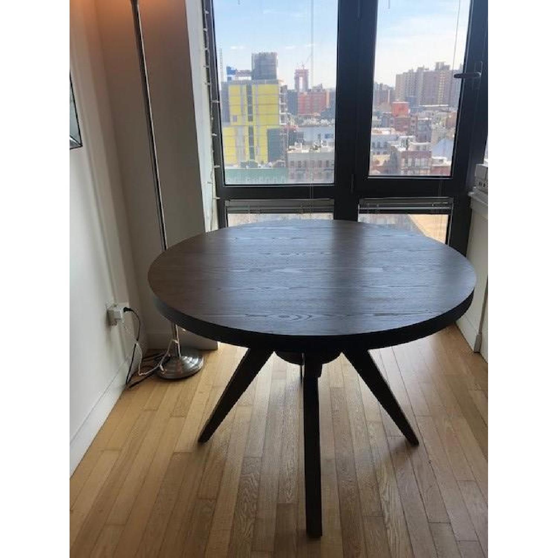 West Elm Dining Arc Base Pedestal Table-2