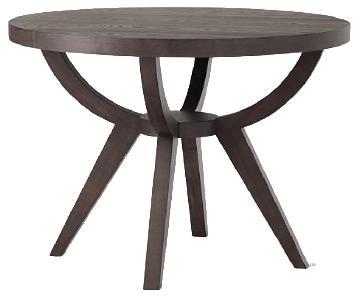 West Elm Dining Arc Base Pedestal Table
