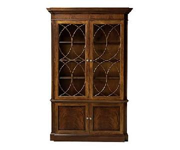 Ethan Allen Roth China Cabinet