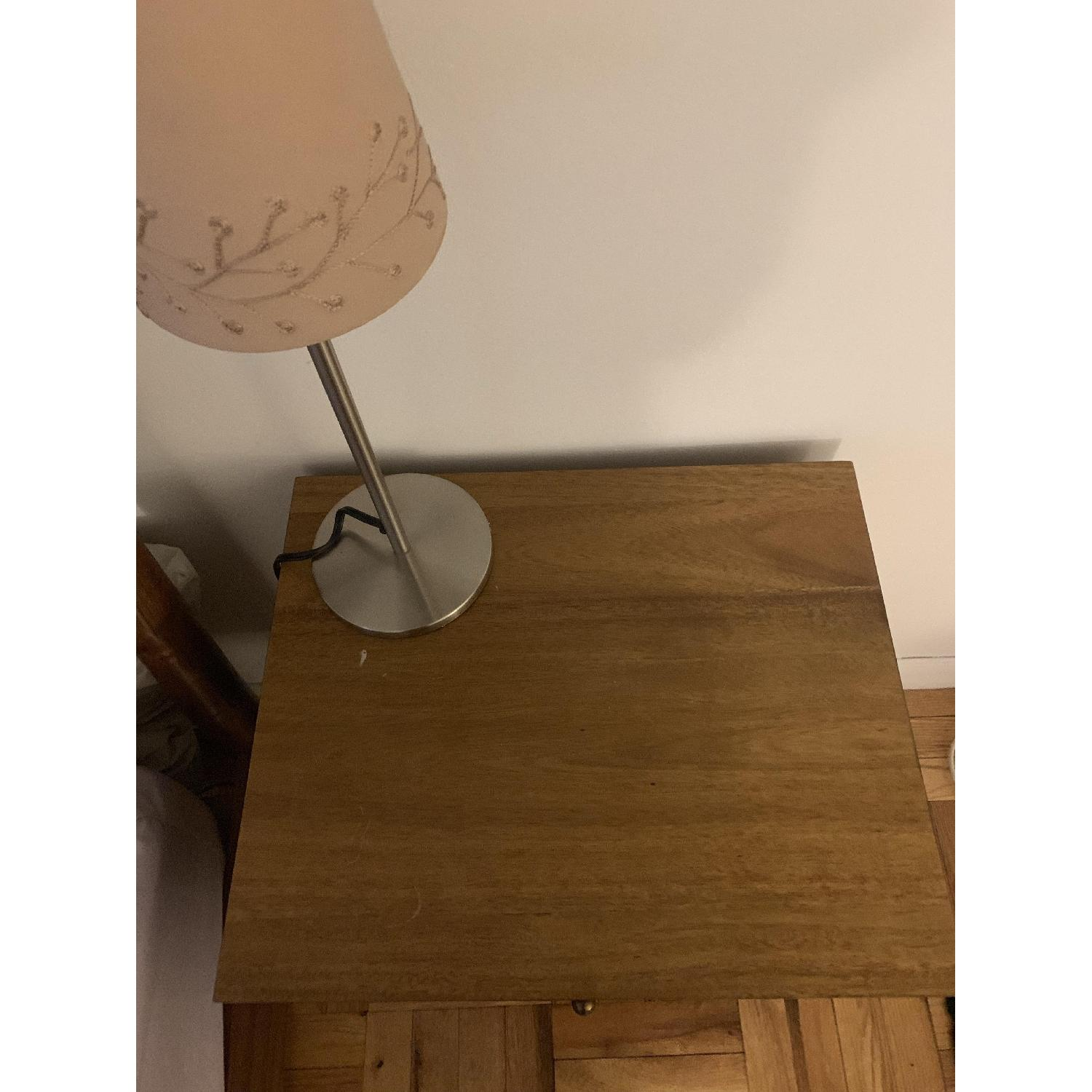 West Elm Mid Century Nightstand in Acorn-3