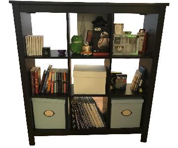 Square Box Bookcase