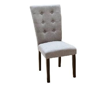 Ivy Bronx Jeremias Upholstered Dining Chairs